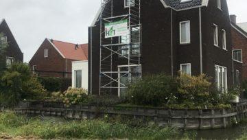 Gevelreiniging Aalsmeer